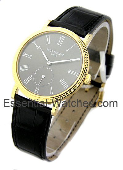 Patek Philippe Men's Yellow Gold Calatrava