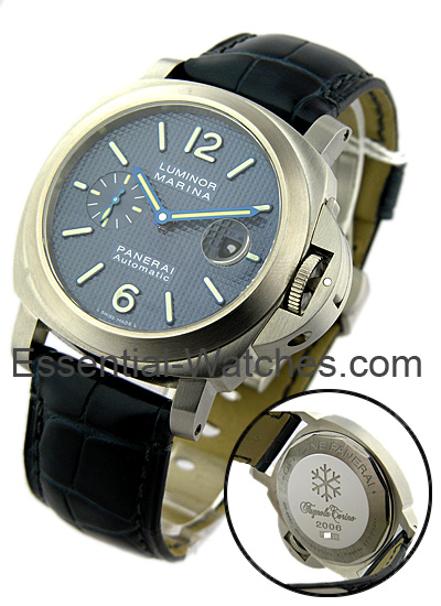 Panerai PAM 230 - Luminor Marina Olympic Games TURINO