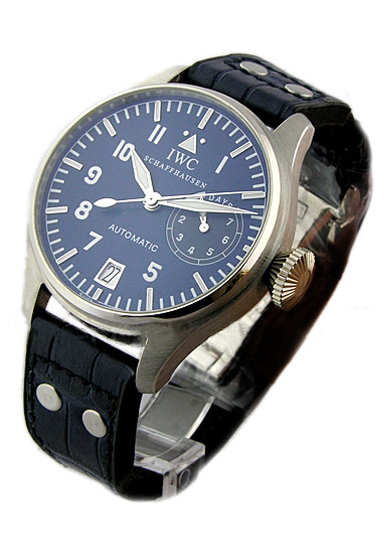 IWC Big Pilots 46.2mm Automatic in Platinium Limited to 500pcs