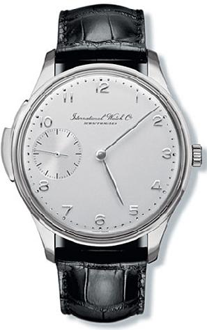 IWC Portuguese Minute Repeater 42mm in White Gold