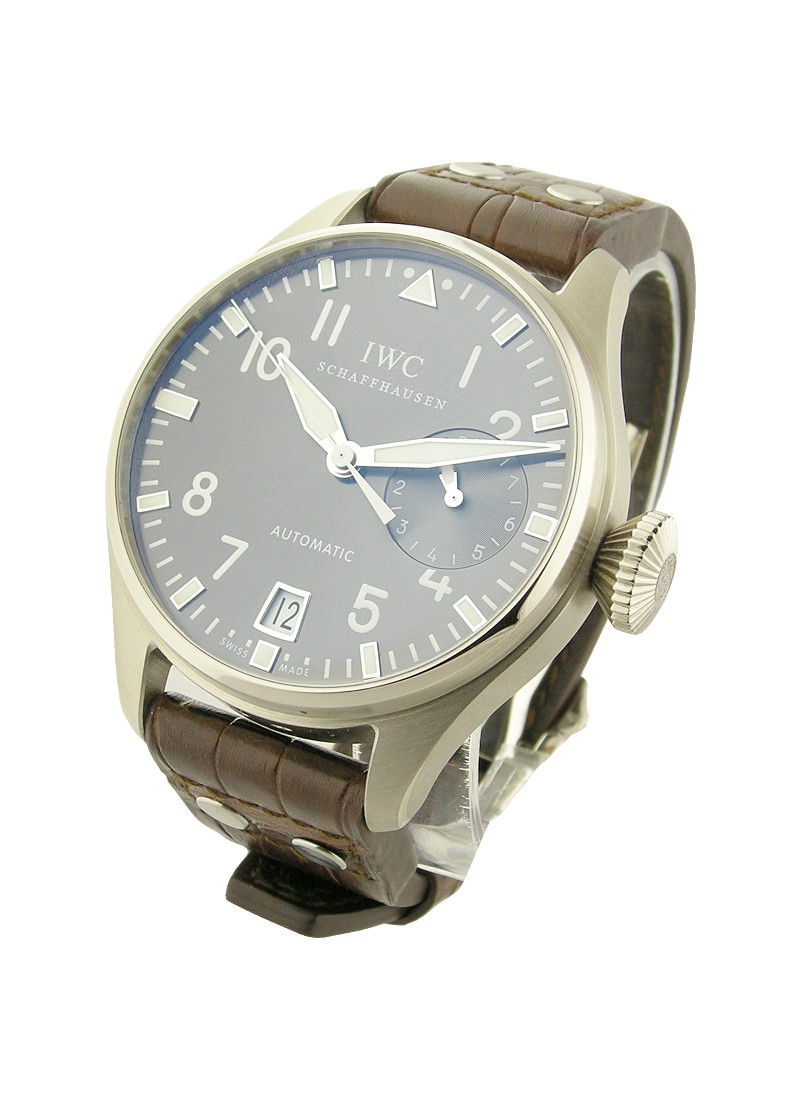 IWC Big Pilot 46mm Automatic in White Gold