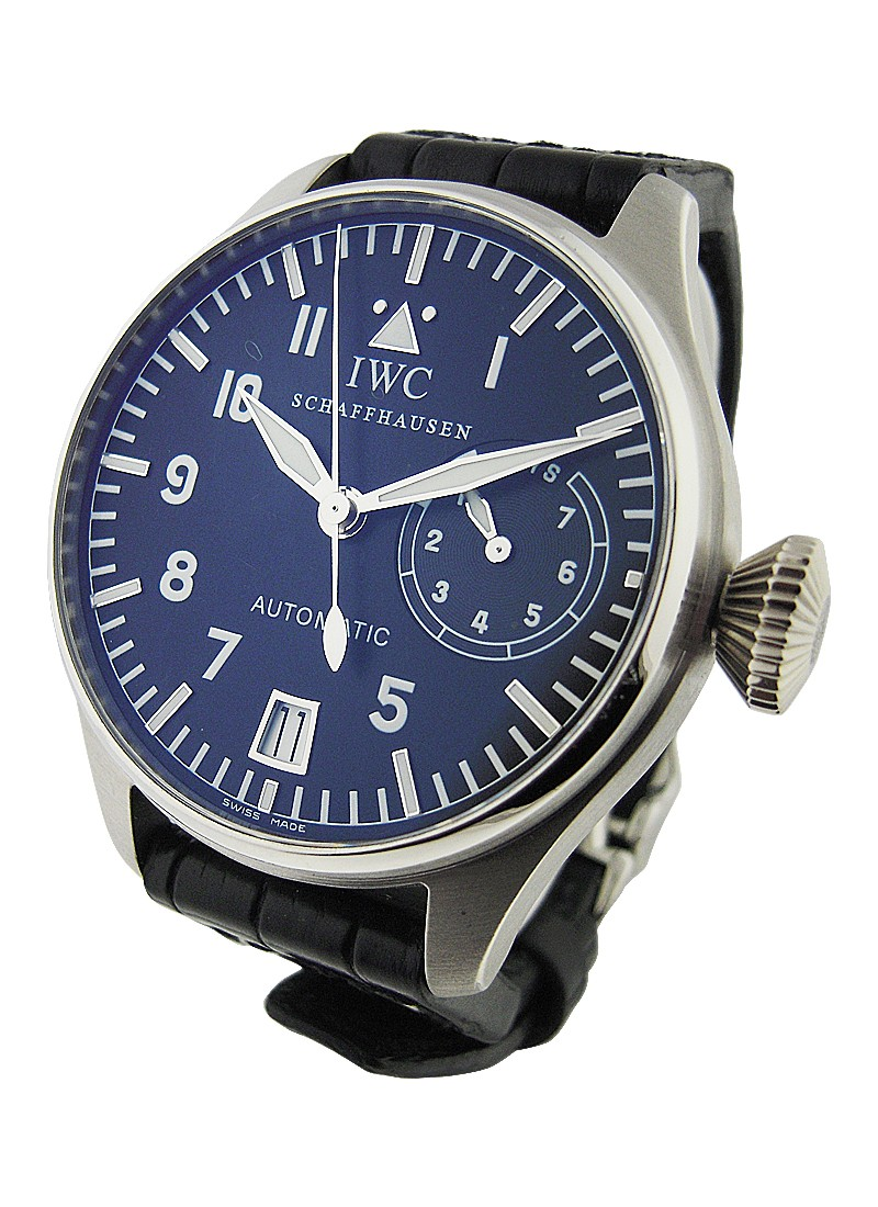 IWC Big Pilots Watch in Platinum