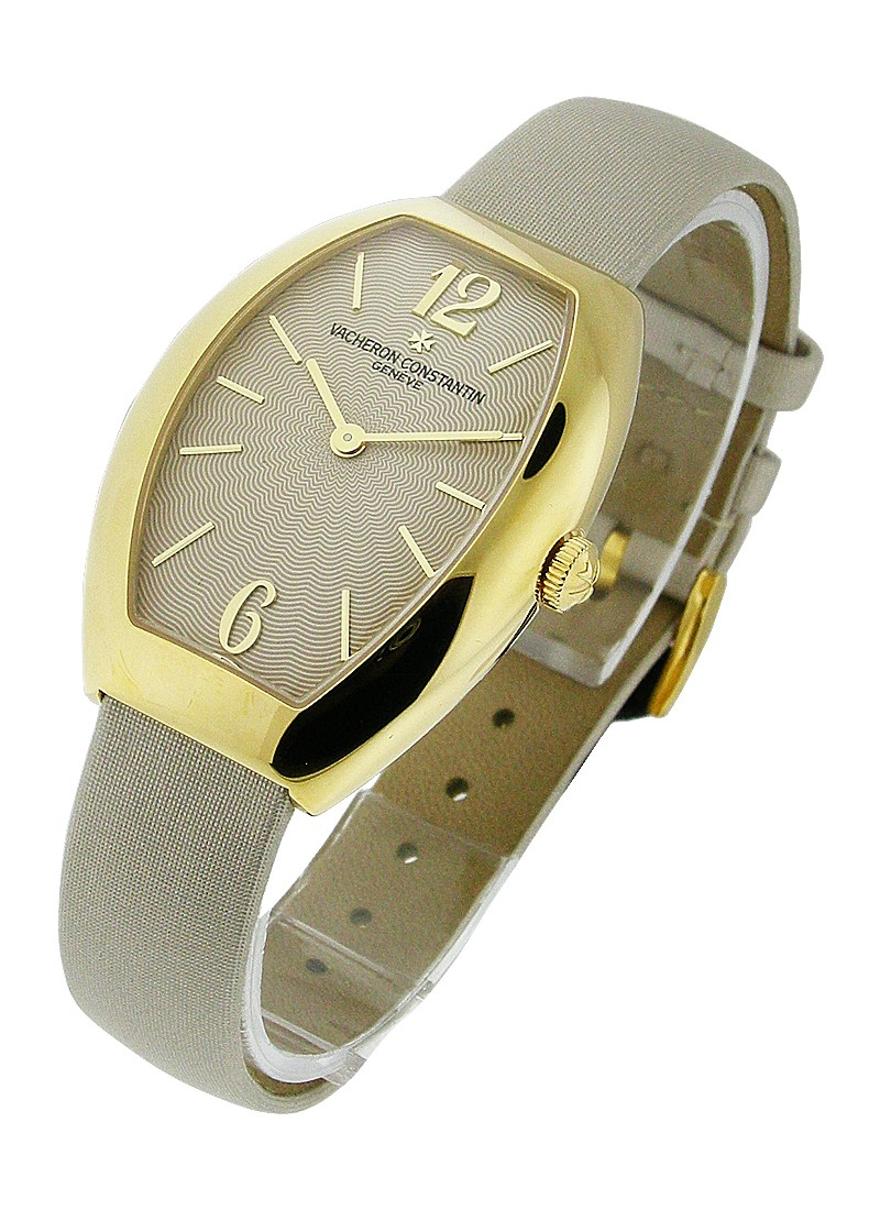 Vacheron Constantin Egerie - Yellow Gold