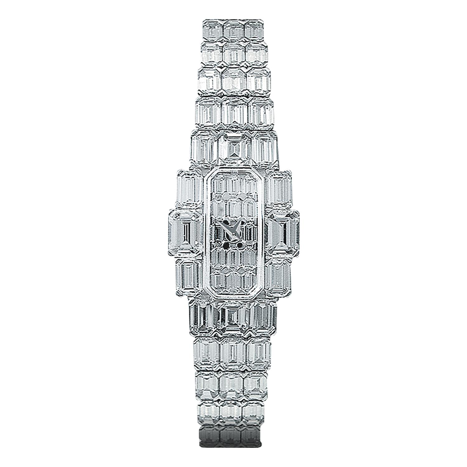 Vacheron Constantin Metiers d' Art Lady Kalla in White Gold with Diamond Case