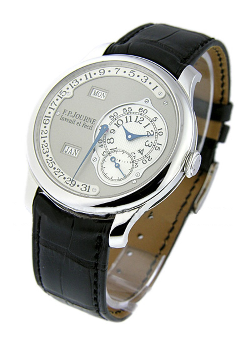 FP Journe Octa Calendrier in Platinum - Limited Edition - 99 pieces