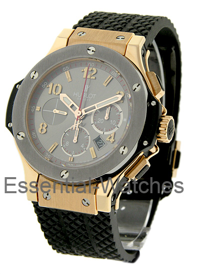 Hublot Big Bang 44mm in Rose Gold with Tantalum Bezel