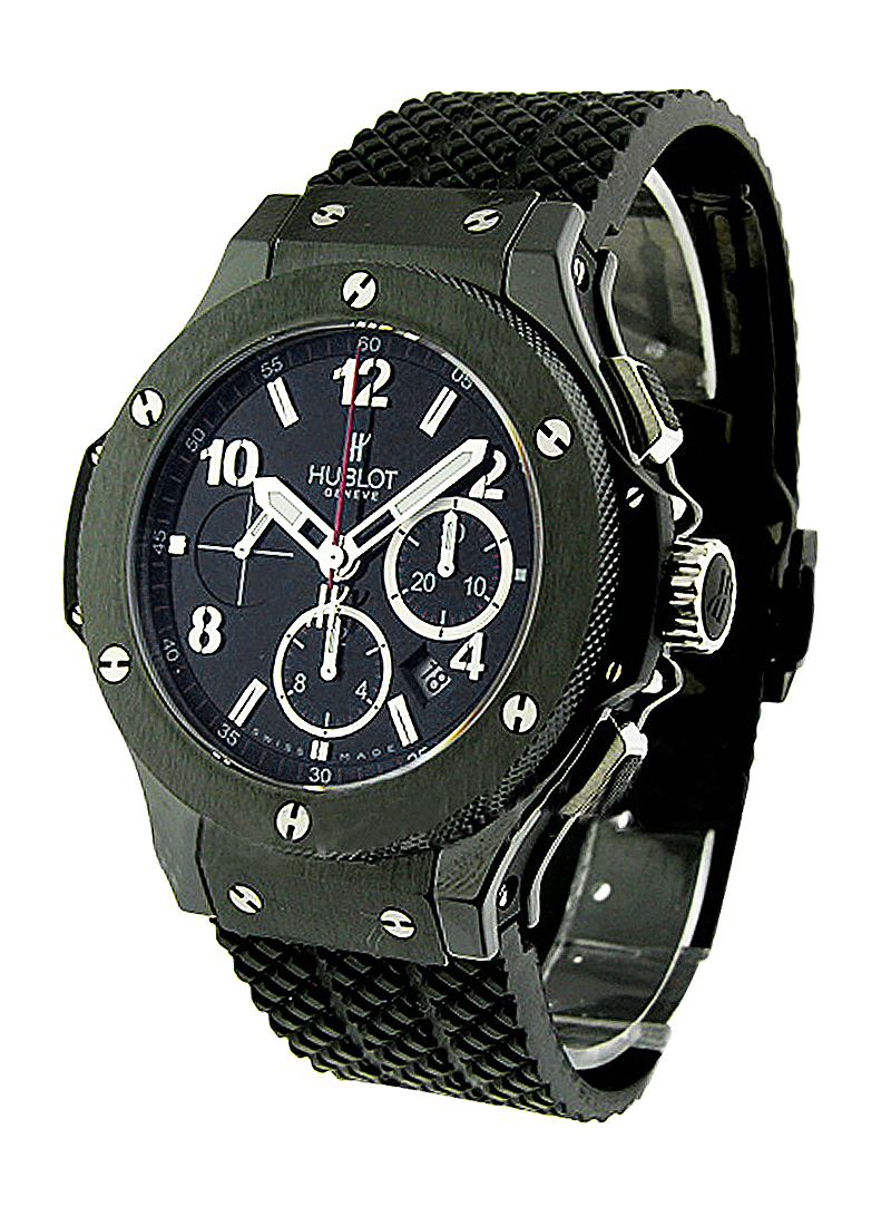 Hublot 44mm Big Bang Black Magic in Black Ceramic