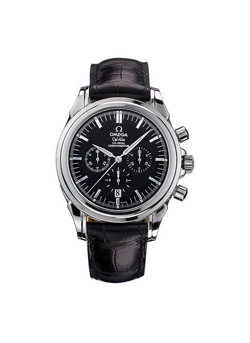 Omega Co-Axial Chronograph 41mm Automatic in Stainless Steel