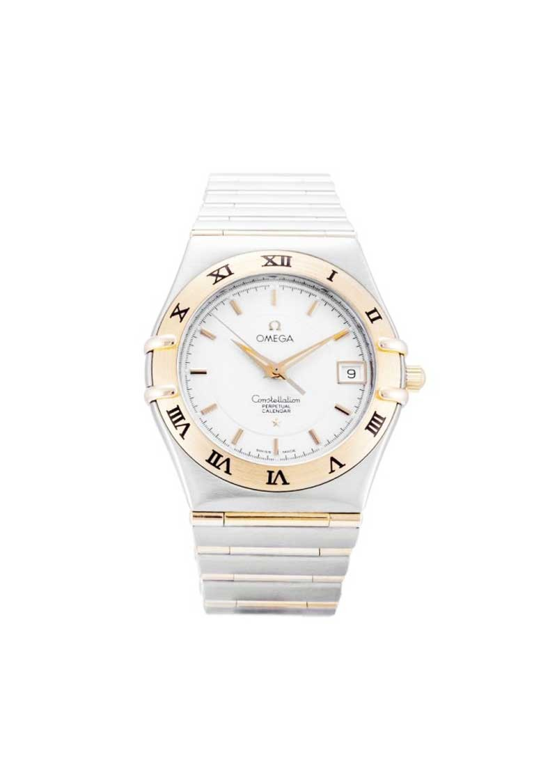 Omega Constellation Classic Large Size in 2-Tone