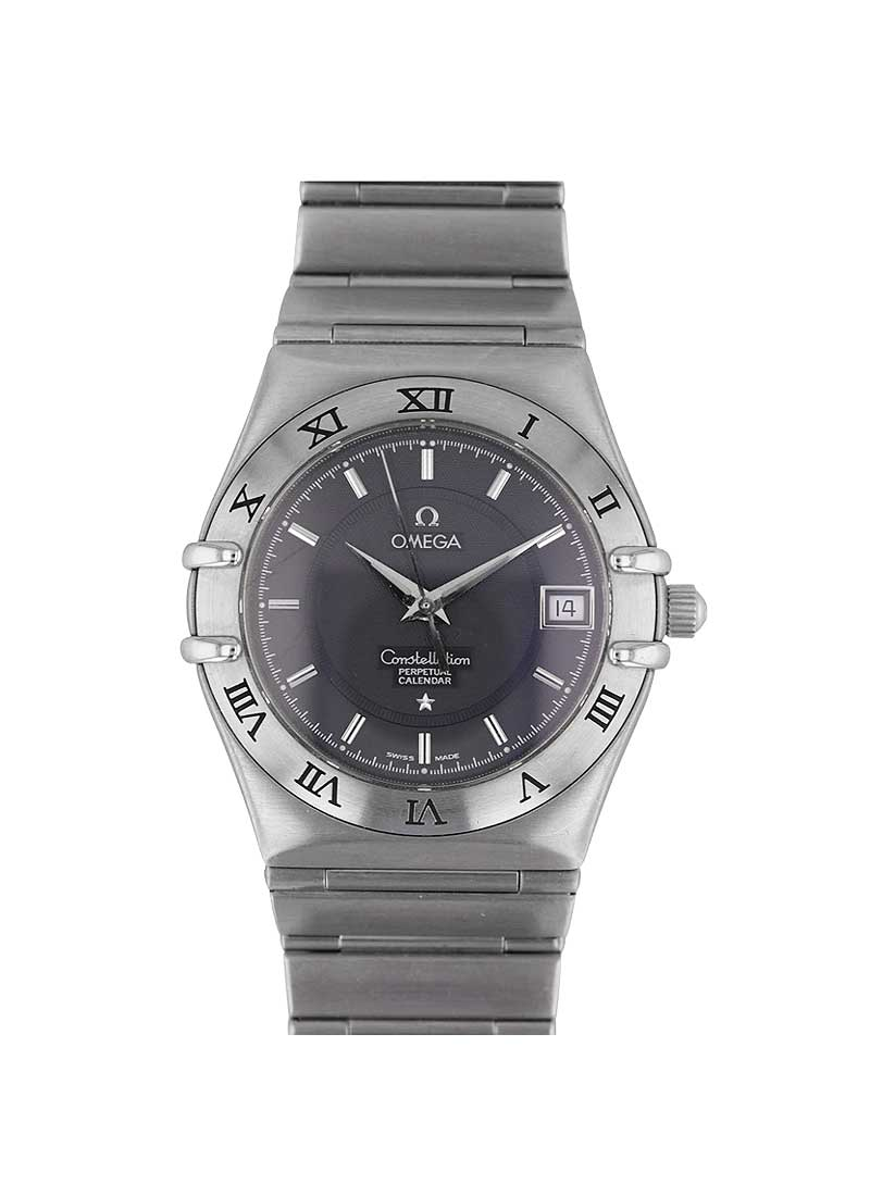 Omega Constellation Classic in Steel