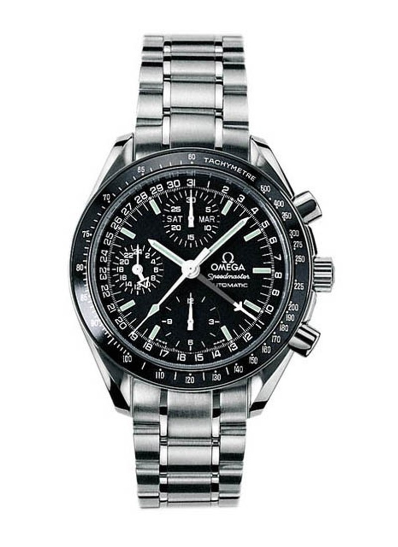 Omega Speedmaster Day Date 39mm Automatic in Steel