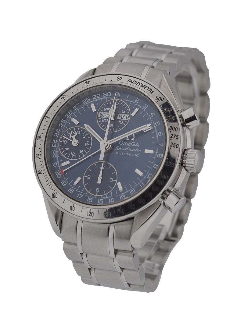 Omega Speedmaster Day Date Automatic in Steel