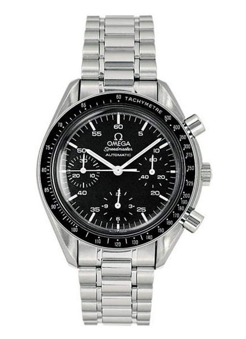 Omega Speedmaster Automatic Chronograph in Steel