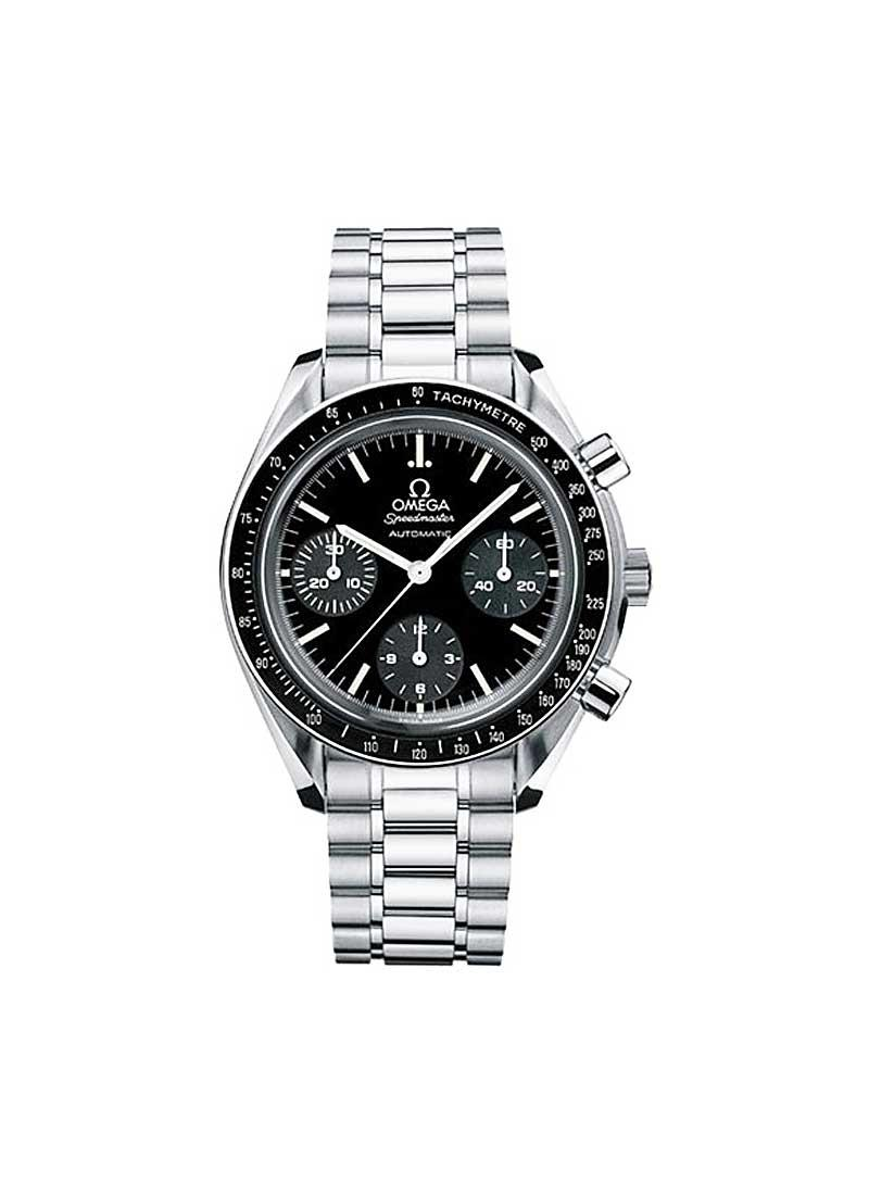 Omega Speedmaster Reduced 37mm Automatic in Steel