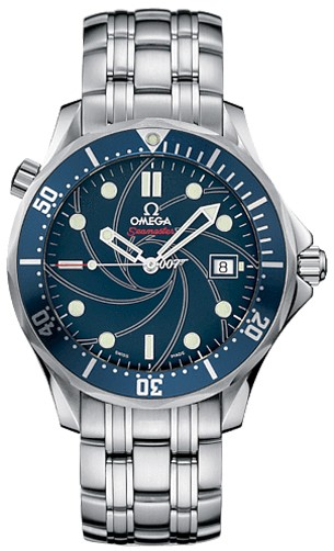 Omega Seamaster 300m Original James Bond 007 Seamaster