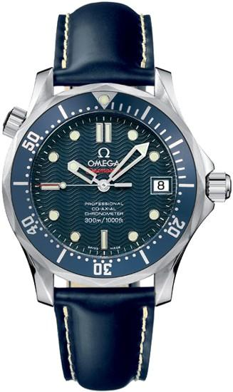 Omega Seamaster 300m Co Axial in Steel