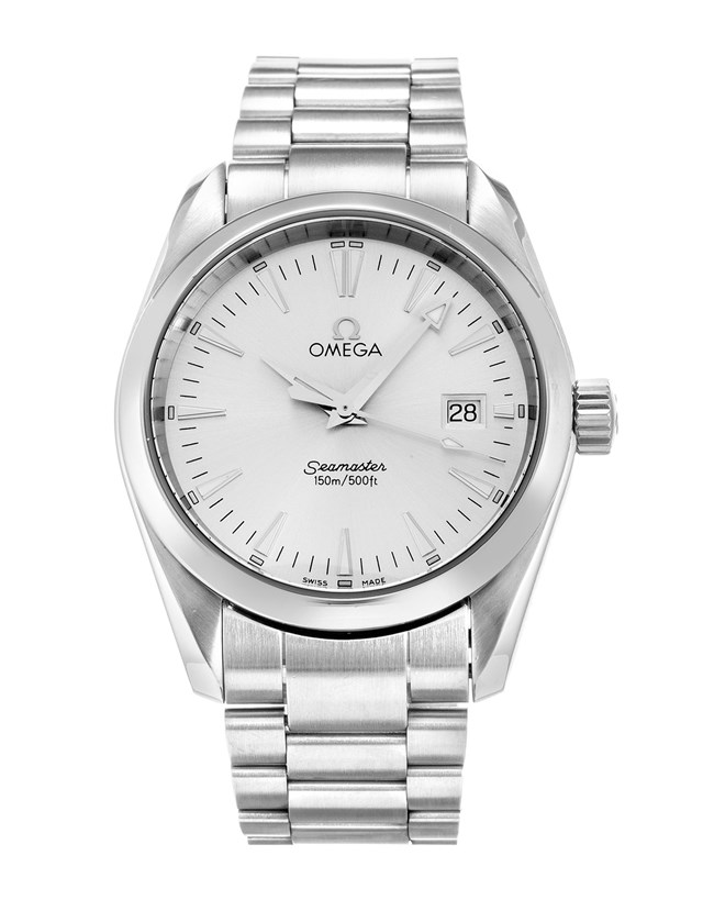 Omega Aqua Terra 36mm in Steel