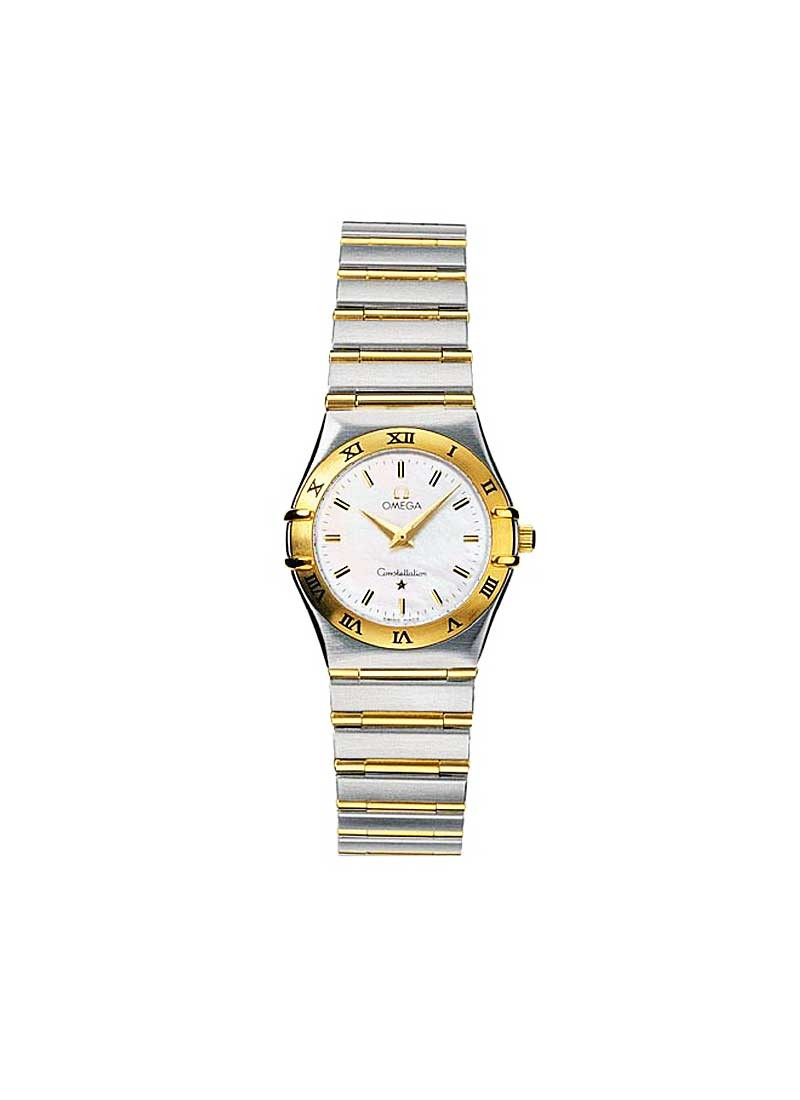 Omega Constellation 95 Lady's in 2-Tone