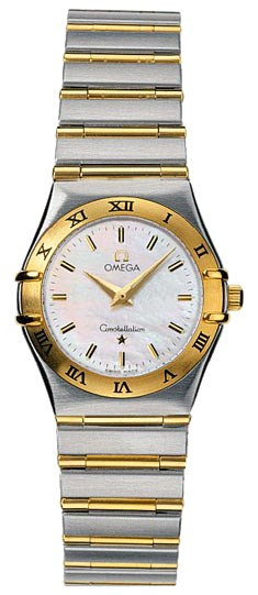 Omega Constellation 95 Lady's in 2 Tone