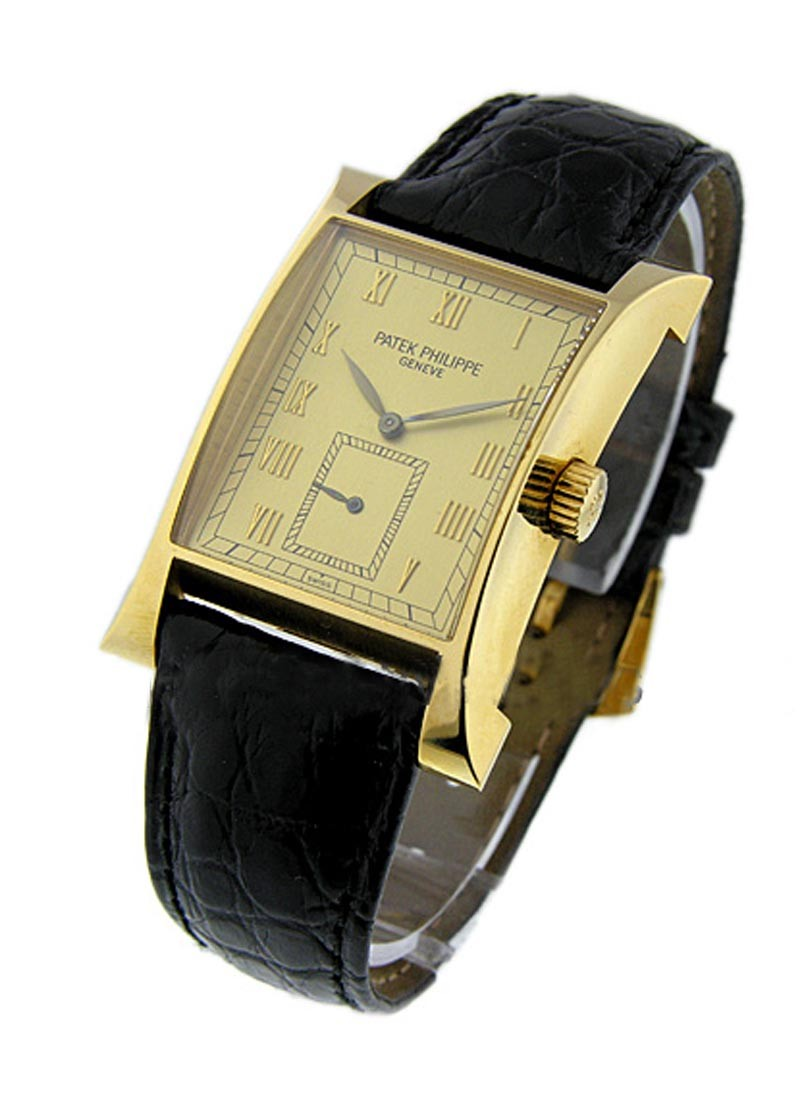 Patek Philippe Yellow Gold Pagoda 5500 - Limited Edition - Yellow Gold