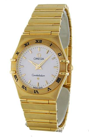 Omega Constellation 95 in Yelow Gold