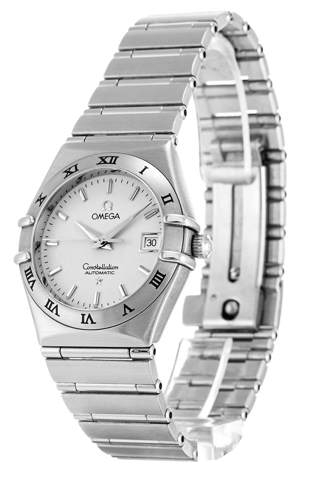 Omega Constellation 95 in Steel