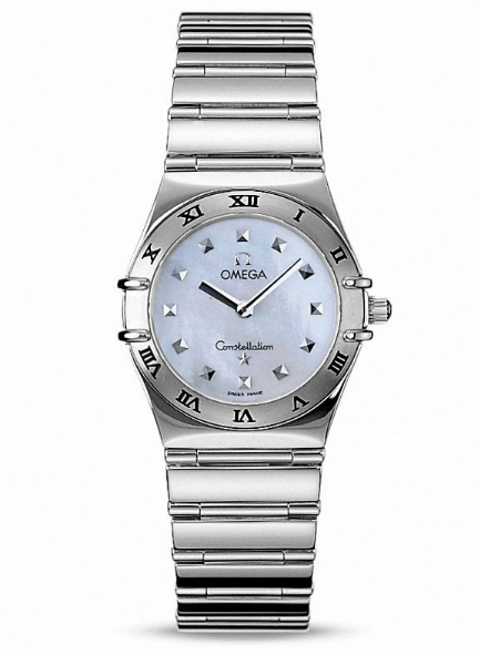 Omega Constellation My Choice in Steel