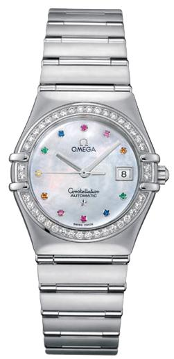 Omega Constellation Iris My Choice in Steel