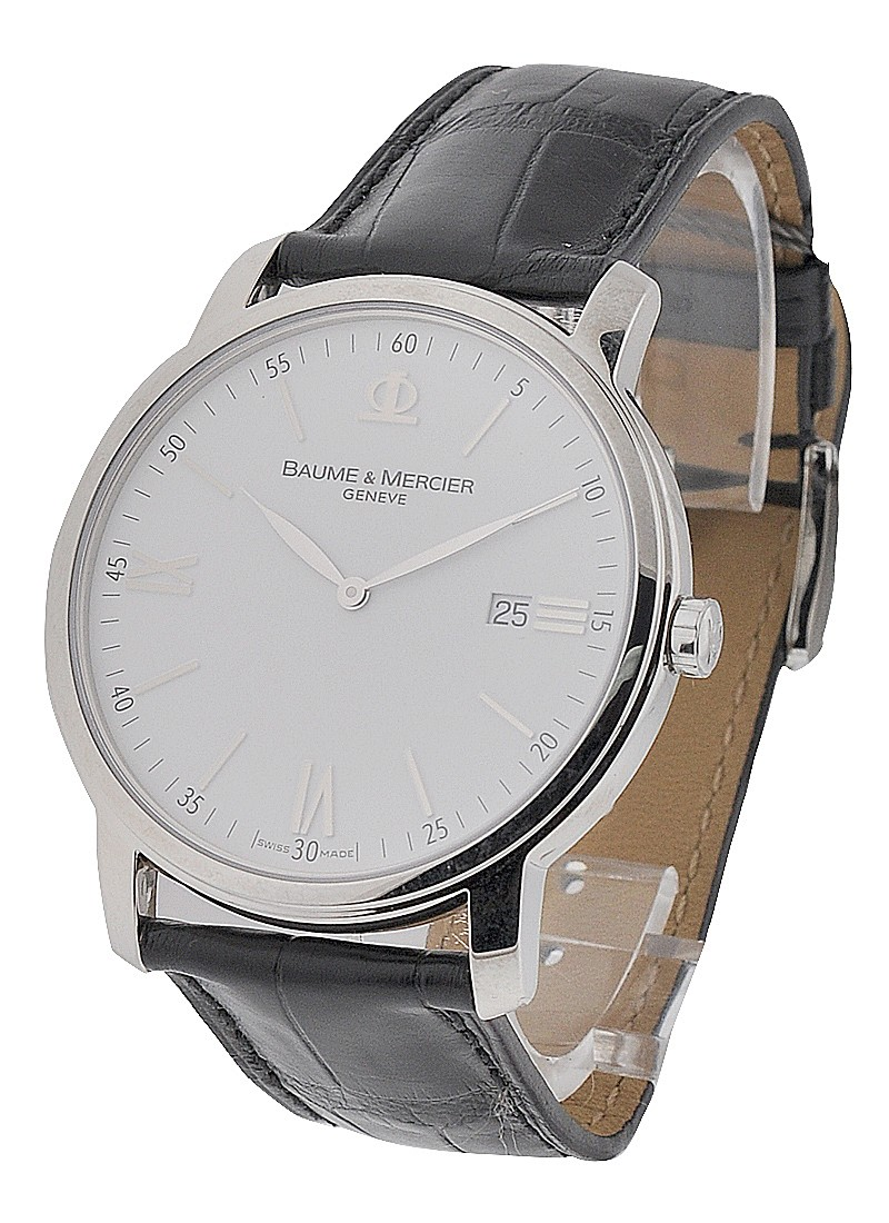 Baume & Mercier Classima Executives Quartz in Steel