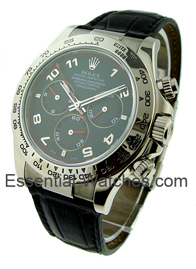 Pre-Owned Rolex Daytona in White Gold