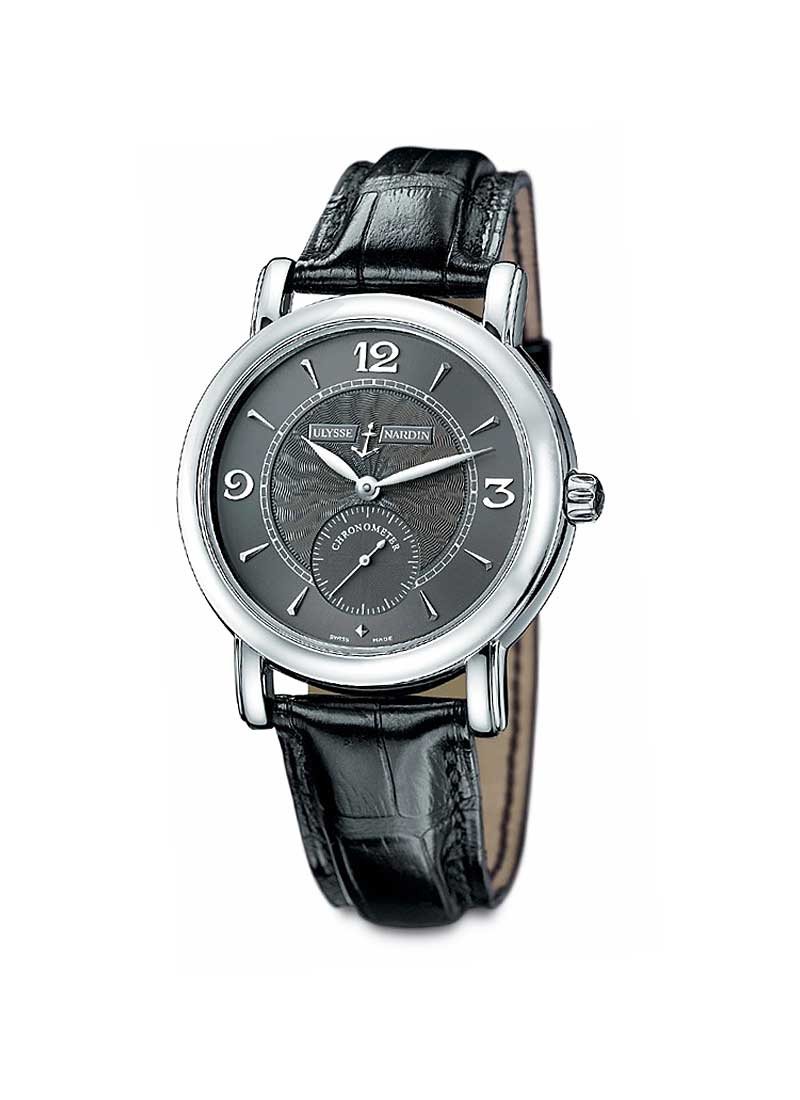 Ulysse Nardin San Marco Gigante 40mm in Platinum   Limited Edition of 200 Pieces