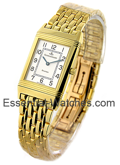 Jaeger - LeCoultre Reverso Classique in Yellow Gold
