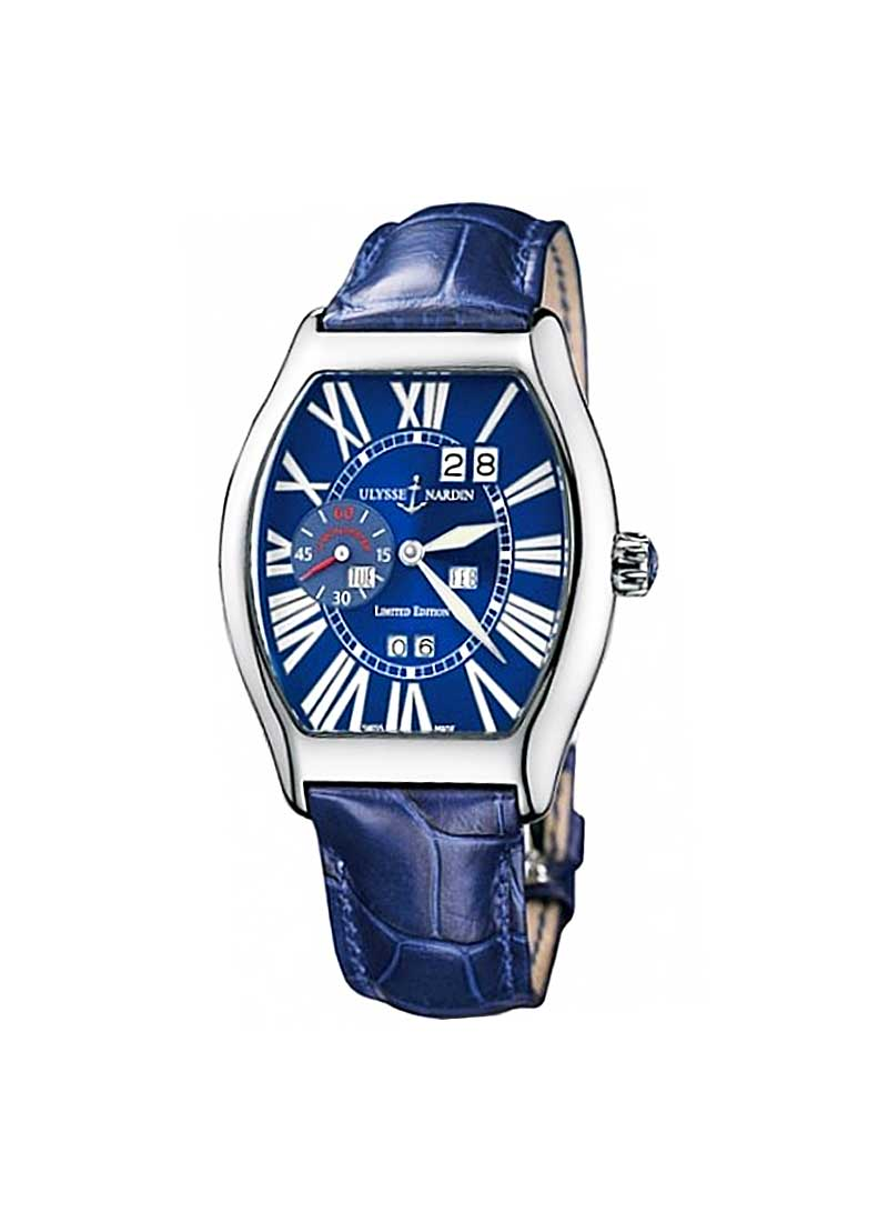 Ulysse Nardin Michelangelo Perpetual Ludovico in White Gold - Limited Edition of 250 pcs