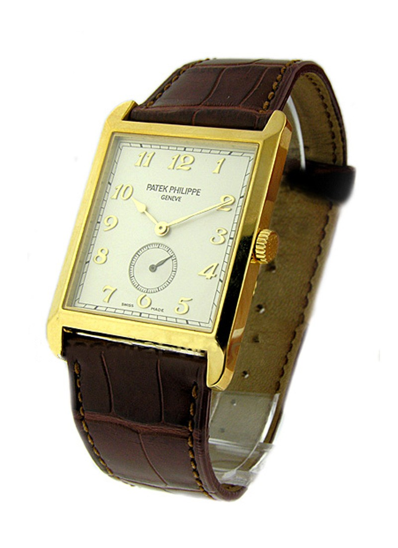 Patek Philippe 5109 Gondolo in Yellow Gold