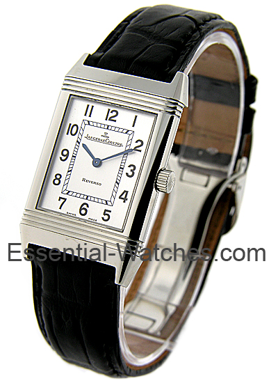 Jaeger - LeCoultre Reverso Classique in Stainless Steel