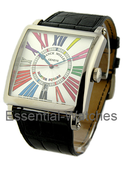 Franck Muller Master Square Color Dreams - King Size