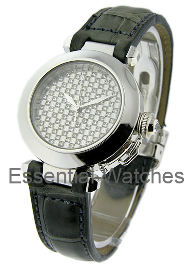 Cartier Pasha 32mm Limited Edition
