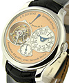 F.P.Journe DEAD SECONDS TOURBILLON SOUVERAIN