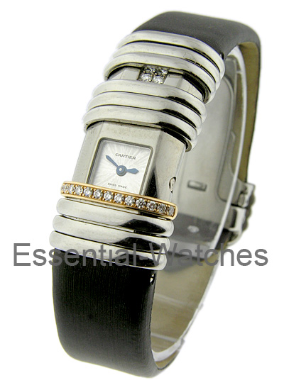 Cartier  Declaration with Rose Gold Link