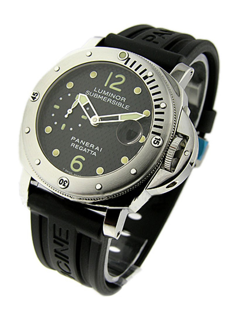 Panerai PAM 199 -  Luminor Regatta Submersible Special Edition