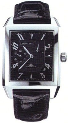 Zenith Grande Port Royal Reserve de Marche in Stainless Steel