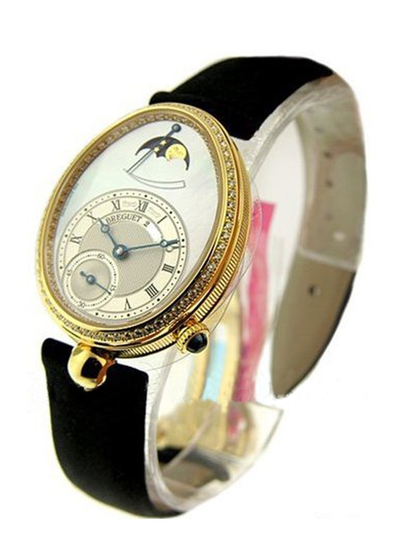 Breguet Queen of Naples   Yellow Gold