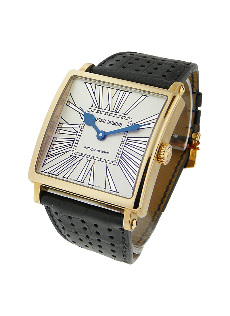 Roger Dubuis 43mm GOLDEN SQUARE