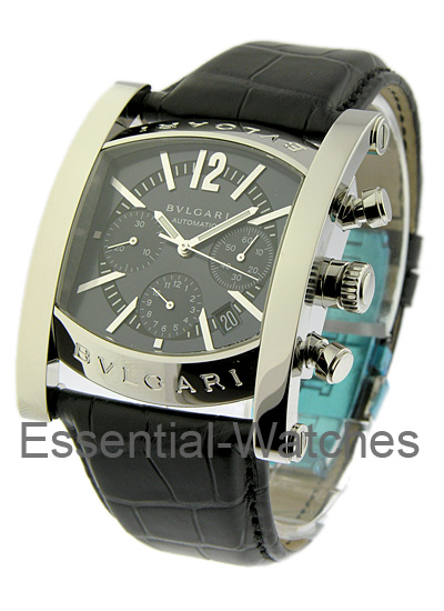 Bvlgari Bvlgari Assioma Chronograph in Steel