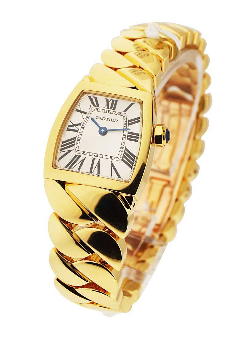 Cartier La Dona de Cartier Small Size with Yellow Gold