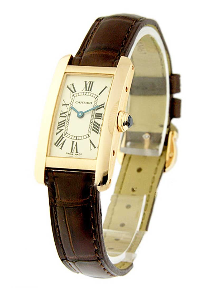 Cartier Tank Americaine - Small Size