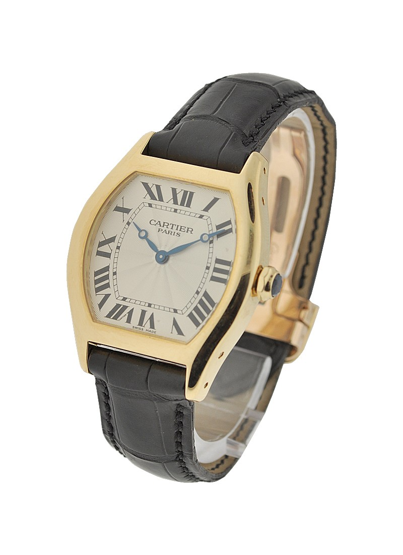 Cartier Tortue - Large Size in Yellow Gold