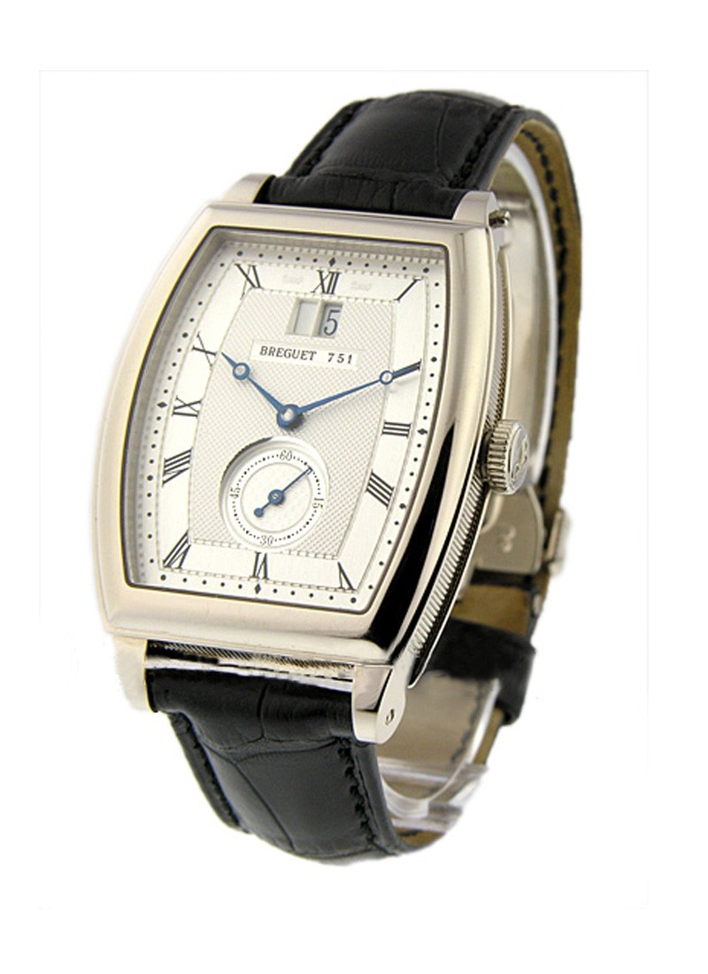 Breguet Heritage 40mm Big Date in White Gold