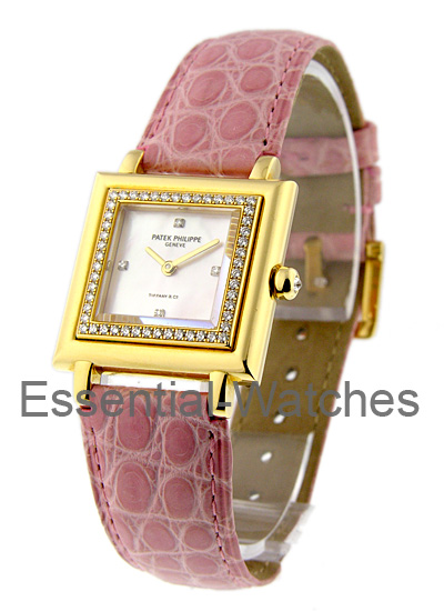Patek Philippe  Yellow Gold Lady's Gondolo
