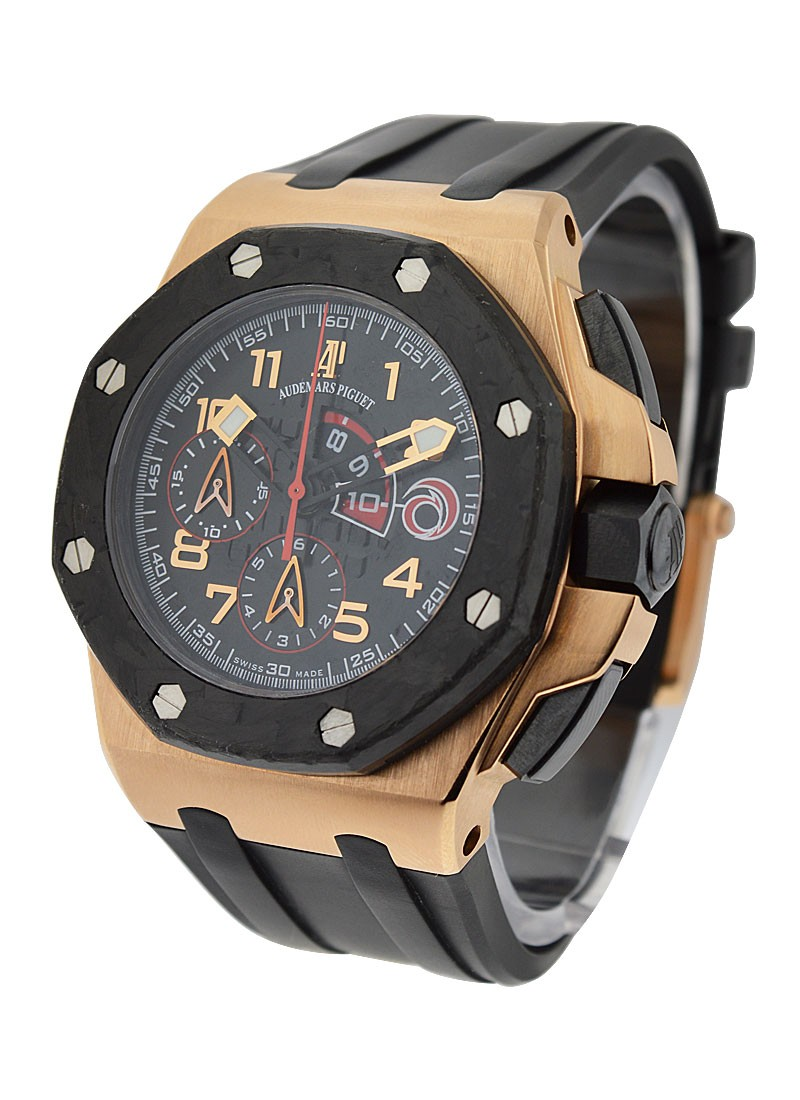 Audemars Piguet Offshore Royal Oak - Team Alinghi in Rose Gold